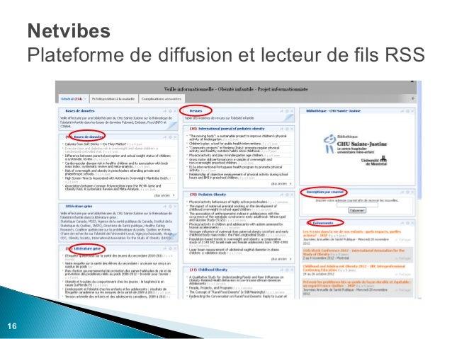 Netvibes     Plateforme de diffusion et lecteur de fils RSS                          www.netvibes.com/informationnistehsj16