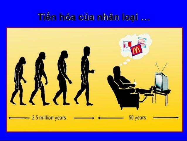 Tiến hóa của nhân loại …Tiến hóa của nhân loại …