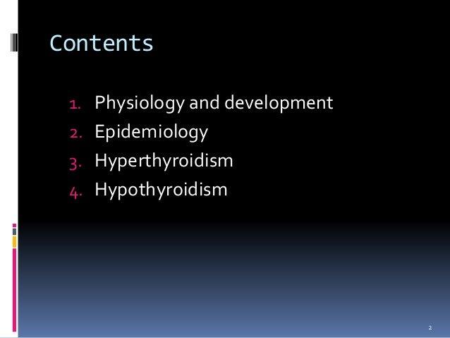 THYROID DISEASE Slide 2