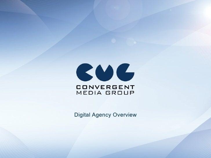 <ul><li>Digital Agency Overview </li></ul>