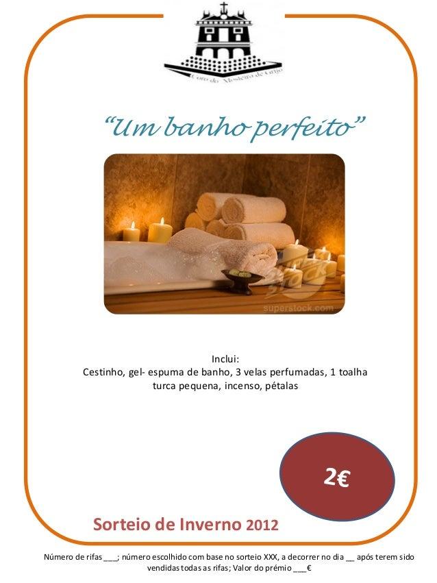 """""""Um banho perfeito""""                                      Inclui:          Cestinho, gel- espuma de banho, 3 velas perfumad..."""