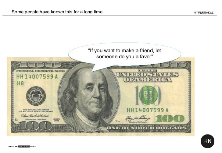 """Some people have known this for a long time                                    """"If you want to make a friend, let         ..."""