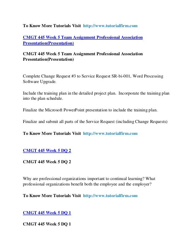 cmgt 445 business case for investment Read cmgt 445 week 4 individual assignment implementation plan from the story cmgt 445 by martinjagur with 48 reads uopcmgt445, cmgt445free, cmgt445week2 cmg.