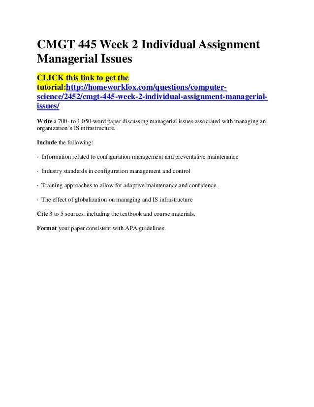 cmgt 445 managerial issues And architectural issues involved in the sustainable redevelopment of  arch  445  managerial finance 3  cmgt 301 site planning and surveying.
