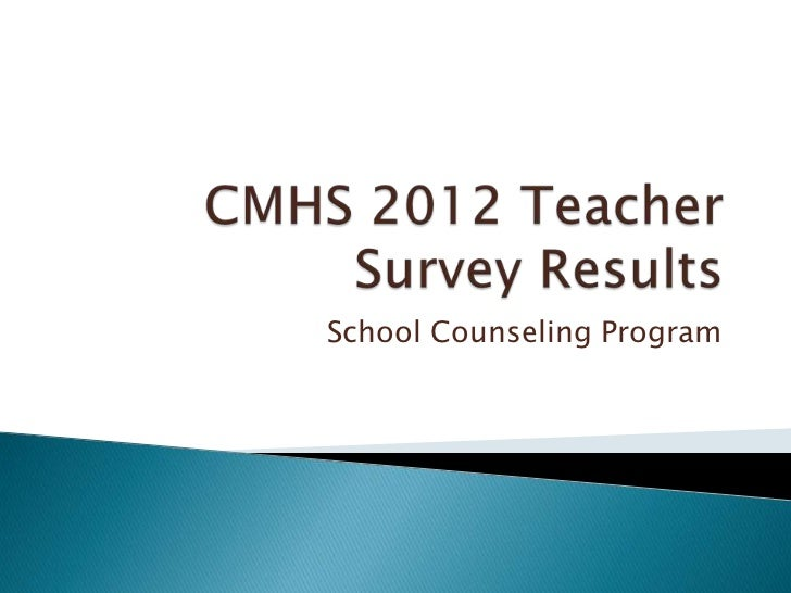 School Counseling Program