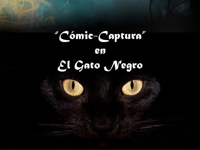C mic el gato negro - El gato negro decoracion ...