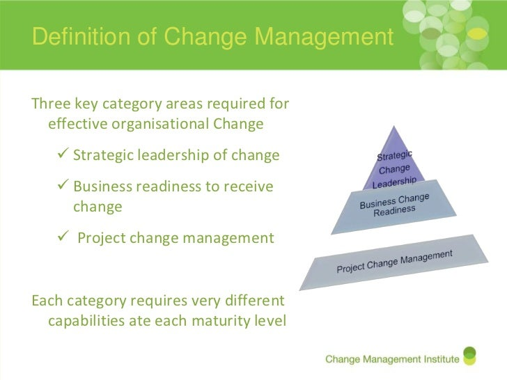 model for strategic change The accounting change model strategic change as communicated internally and what was the use of internal communication as a tool of.