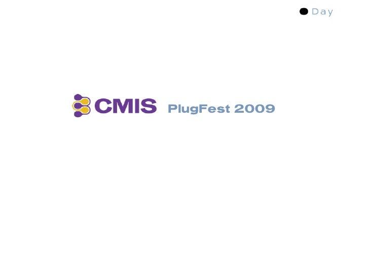 PlugFest 2009
