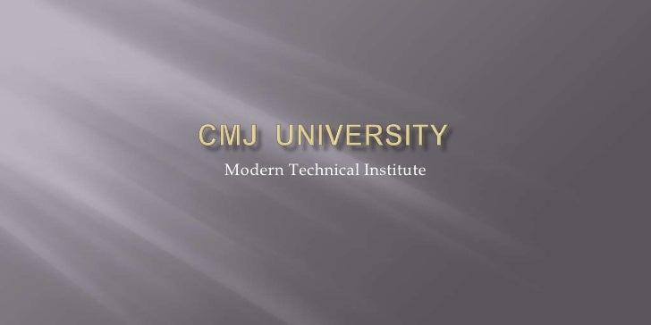 Modern Technical Institute