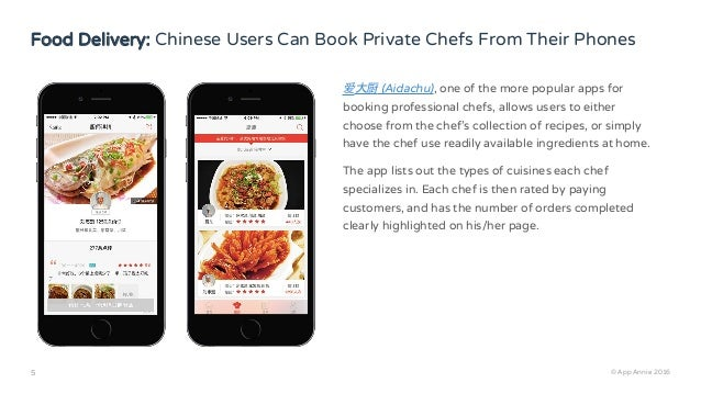 Offline services go mobile to woo chinese consumers food forumfinder Choice Image