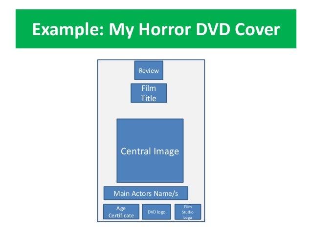 Cm Lesson 5  Horror