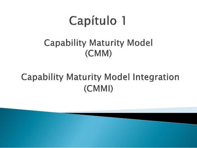    O que é CMM   Os 5 Niveis de Maturidade do CMM   Caracterização Comportamental dos Níveis de    Maturidade   As ins...