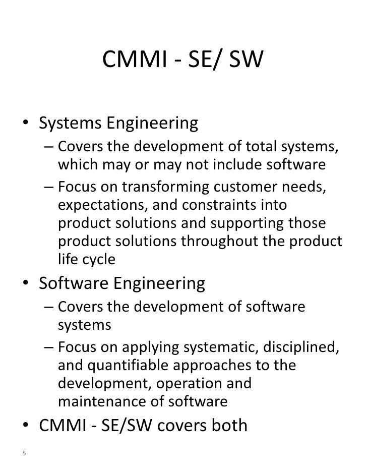 the differences between cmm and cmmi What is the difference between agile software development and cmmi what is the main difference between cmm and cmmi what does agile software development mean.