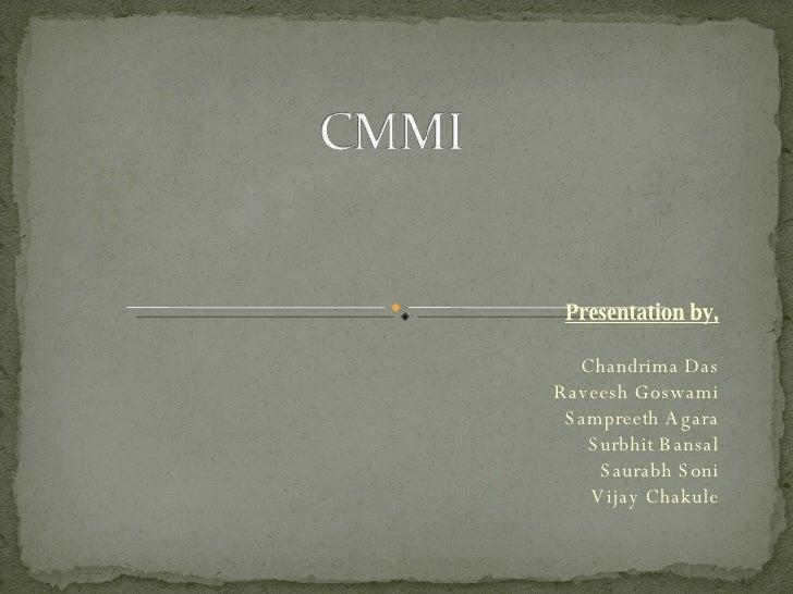 Presentation by, Chandrima Das Raveesh Goswami Sampreeth Agara Surbhit Bansal Saurabh Soni Vijay Chakule