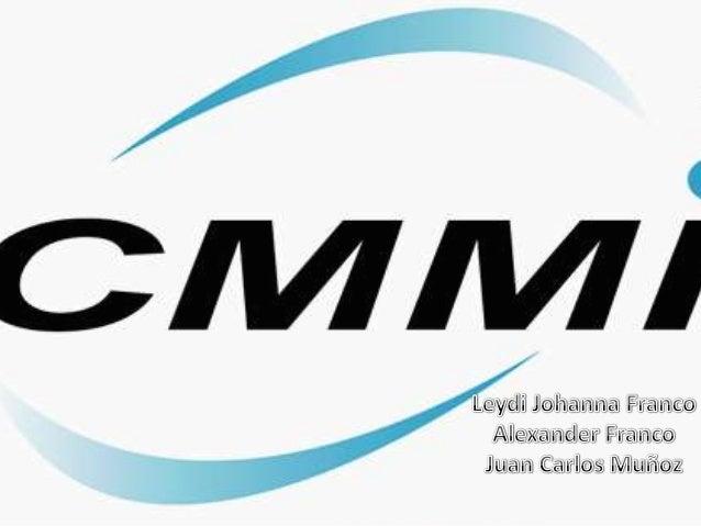 (Capability Maturity Model Integration) (Modelo de Madurez de la Capacidad Integrado)  Es el modelo de procesos más difund...
