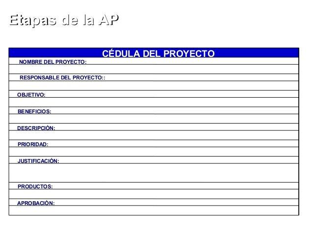 C mo administrar proyectos - Business case ejemplo ...