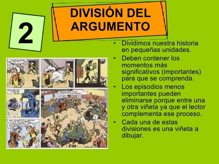 Como contar una historia en viñetas - Taringa!