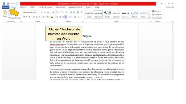 convertir word 2003 en pdf