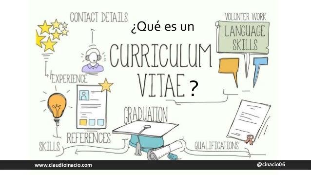Cómo crear un curriculum vitae perfecto en 2019 Slide 3