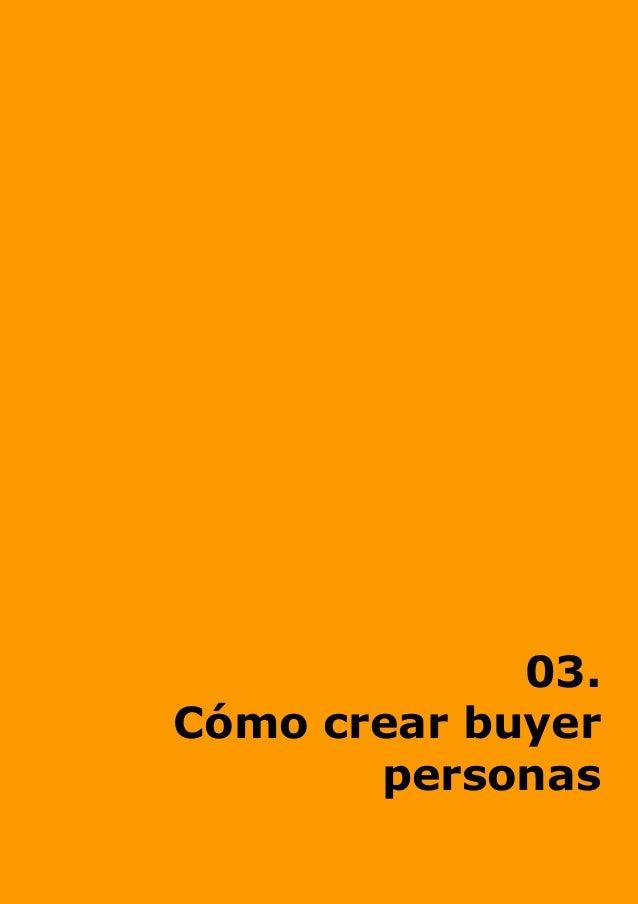 03. Cómo crear buyer personas