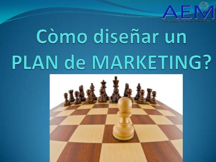C mo dise ar un plan de marketing for Como disenar un stand