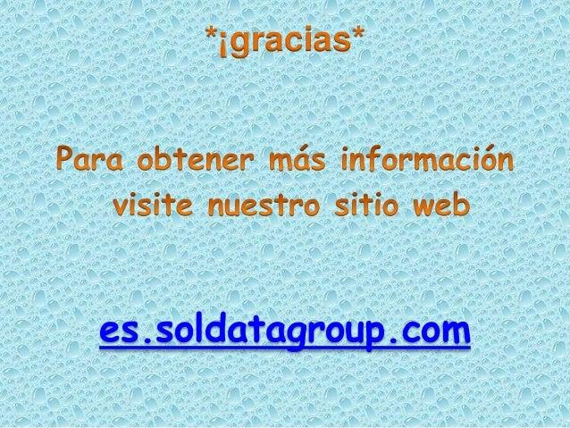 *¡gracias*  es.soldatagroup.com