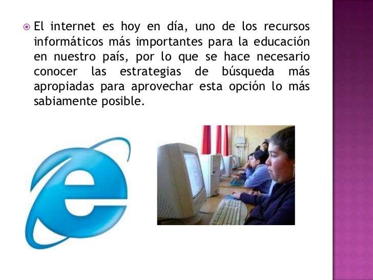 Cómo encontrar información confiable en internet Slide 3