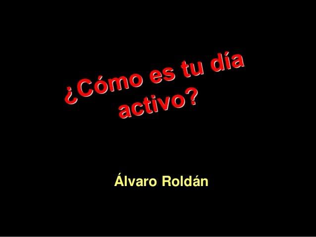 . Álvaro Roldán