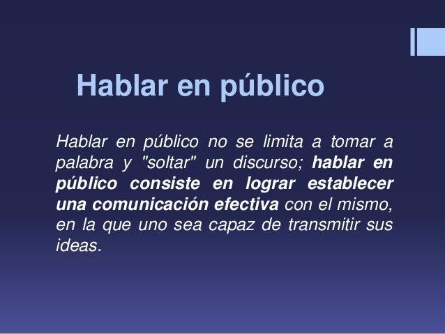 Cómo hablar en_público_v 2 Slide 2