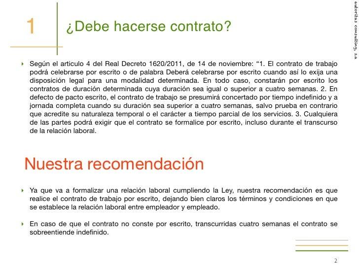 C mo hacer el contrato de trabajo a un empleado de hogar for Contrato de duracion determinada empleada de hogar