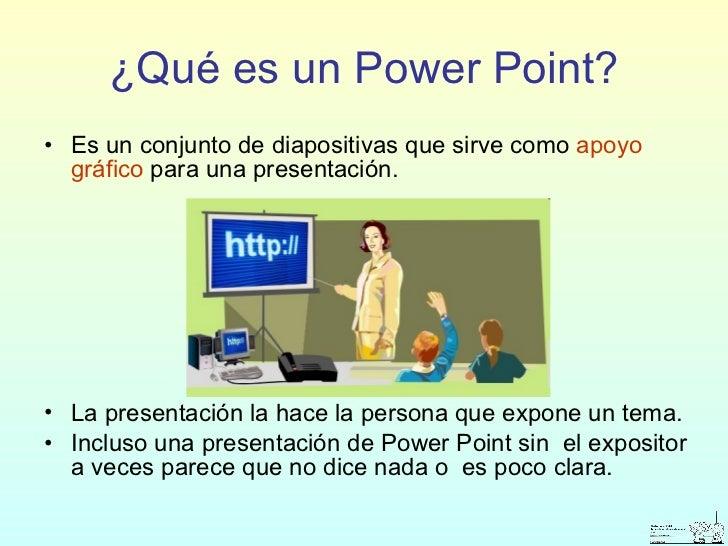 CóMo Hacer Una Buena PresentacióN En Power Slide 2