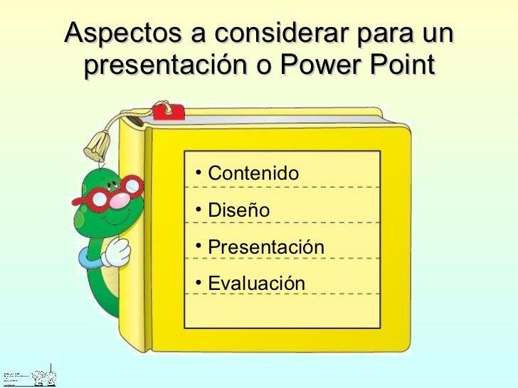 CóMo Hacer Una Buena PresentacióN En Power Slide 3