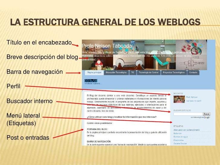 Cómo hacer un blog por Nelson M. Taboada Slide 3