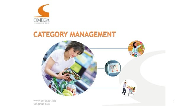 www.omegact.biz  Vladimir Ćuk  1  CATEGORY MANAGEMENT