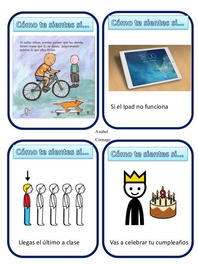 Si el Ipad no funciona  Anabel Cornago  Llegas el último a clase  Vas a celebrar tu cumpleaños