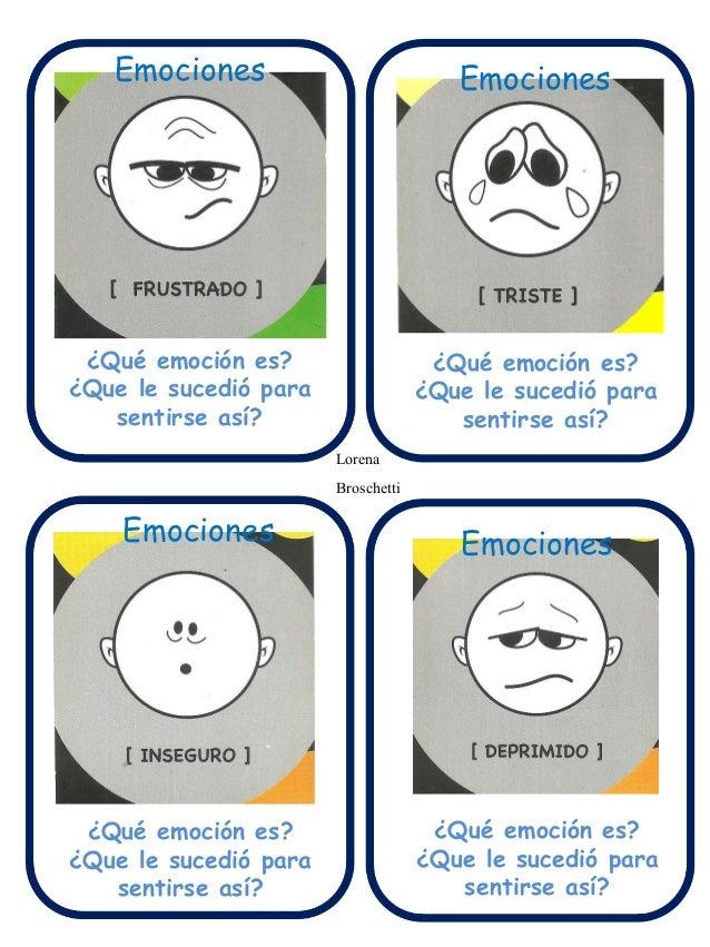 Emociones  Emociones  Qué emoción es? Que le sucedió para sentirse así ¿Qué emoción es? ¿Que le sucedió para sentirse así?...