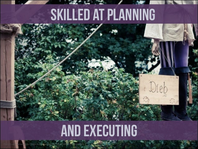"""Skilled At PLanning  And executing Photo Credit: <a href=""""http://www.flickr.com/photos/27351191@N08/5912494655/"""">"""