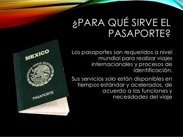 c mo tramitar un pasaporte On oficinas para sacar el pasaporte