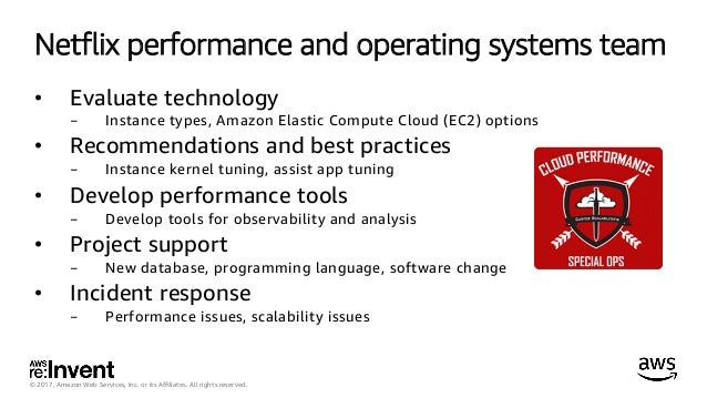 How Netflix Tunes EC2 Instances for Performance