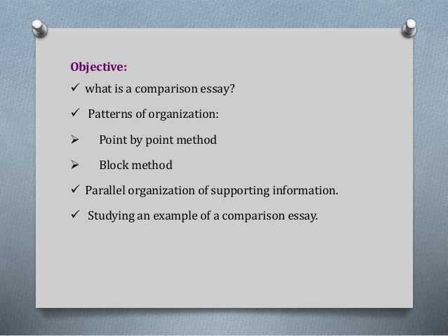 writing a compare contrast essay compare contrast essay point point example