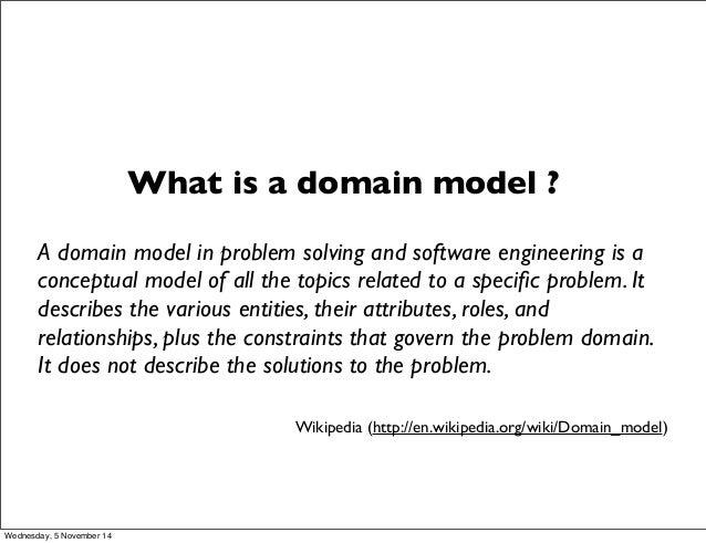 Functional Patterns in Domain Modeling Slide 2