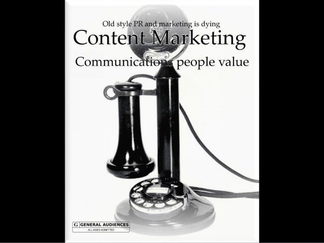 This presentation is #1 in a series – others are • Content marketing and teams • Content marketing thru case studies and s...