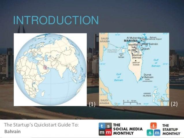 Bahrain's Startup Ecosystem Slide 3