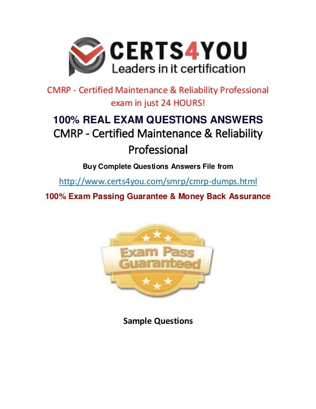 questions and answers on professional certifications
