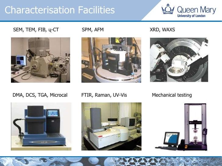 Polymer Technology At Qmul Amp Nanoforce