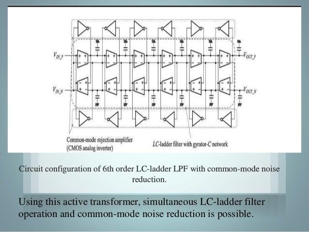 CMRR noise reduction