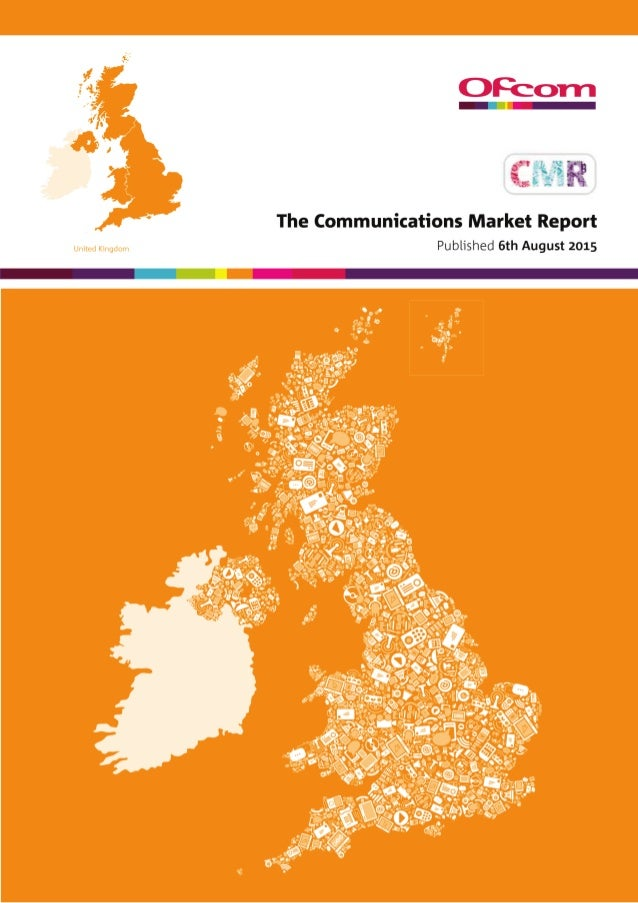 About this document The report contains statistics and analysis of the UK communications sector and is a reference for ind...