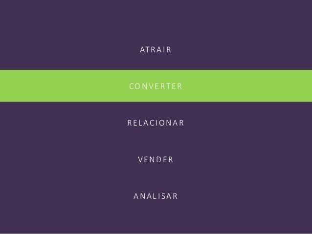 Ações para gerar Leads para sua empresa: Ofertas relevantes Landing Pages Promoção da Landing Page