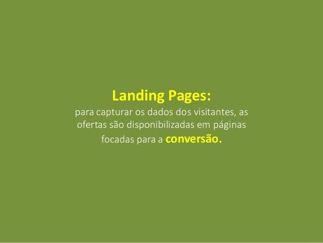 Não é fácil confiar em qualquer página que encontramos na Internet. Landing Pages levam em conta técnicas que ajudam o tex...