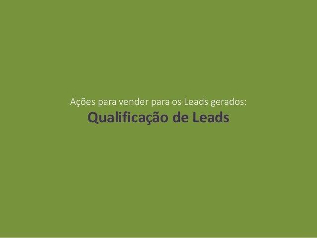 Capacidade de comprar (FIT) Intenção de Comprar Leads não-qualificados Leads Qualificados Perfil Ideal Perfil Bom Perfil O...